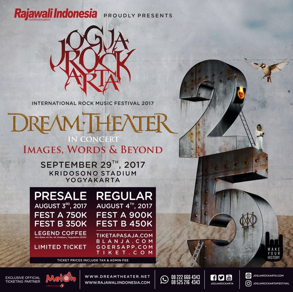 dream theatre rock festival
